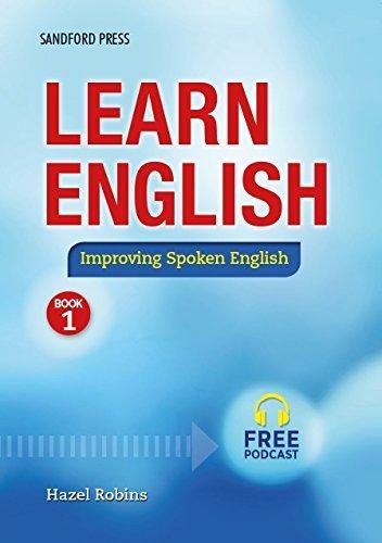Learn English: Improving Spoken English Book 1