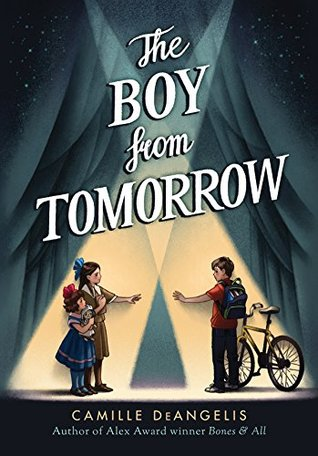 Boy From Tomorrow Cover
