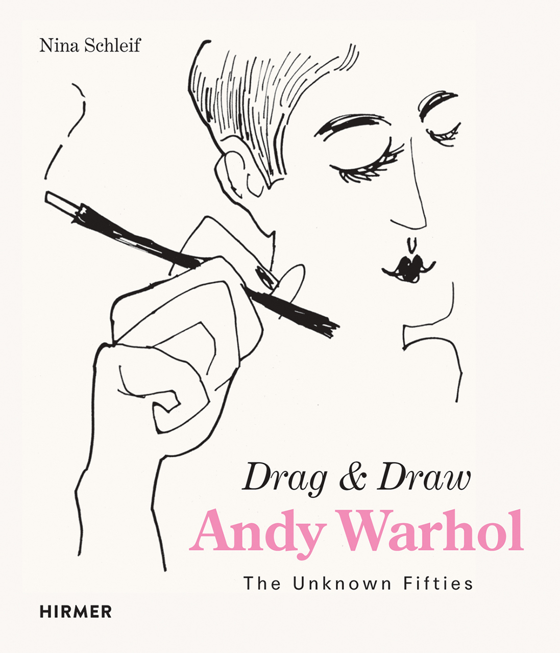 Andy Warhol Drag and Draw: The Unknown Fifties