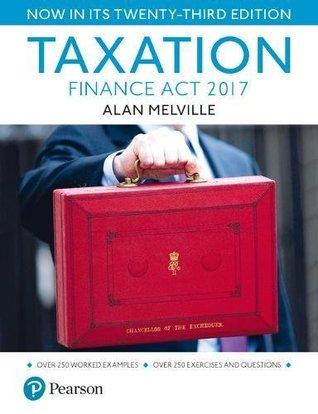 Taxation: Finance Act 2017