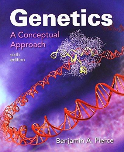 Genetics: A Conceptual Approach 6E & Sapling Plus for Genetics: A Conceptual Approach 6E