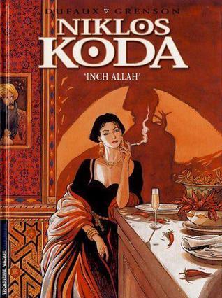 'Inch Allah' (Niklos Koda, #3)