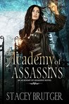 Book cover for Academy of Assassins (Academy of Assassins, #1)