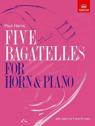 Five Bagatelles for Horn