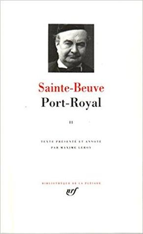 Port-Royal, Vol. II