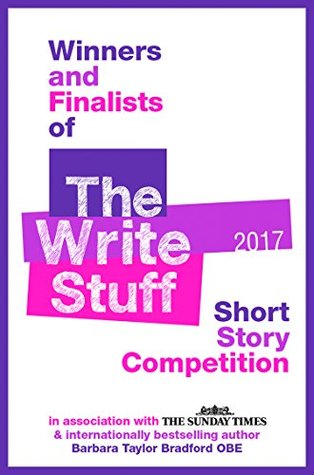 Winners and Finalists of The Write Stuff Short Story Competition 2017