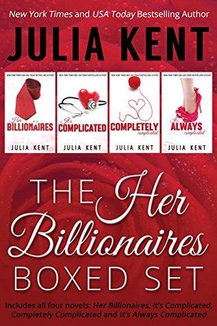 The Her Billionaires Series Mega Boxed Set (Her Billionaires, #0.5-6)