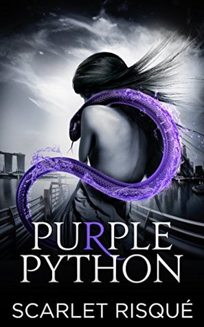 Purple Python: Femme Fatale Spy (HOURGLASS Book 3)