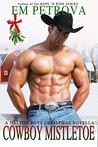 Cowboy Mistletoe (The Dalton Boys, #6)