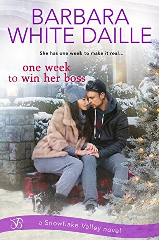 One Week to Win Her Boss (Snowflake Valley)