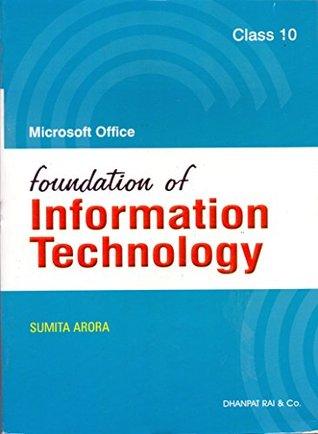 microsoft office foundation of information technology by sumita arora