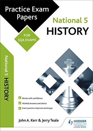 National 5 History: Practice Papers for SQA Exams