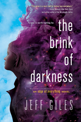 The Brink of Darkness (The Edge of Everything #2) by Jeff Giles