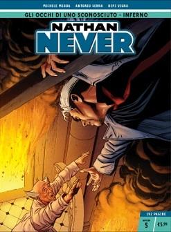 Nathan Never n. 5: Gli occhi di uno sconosciuto - Inferno