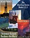 The Alex Cave Series books 1,2,3