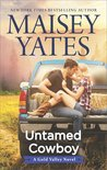 Untamed Cowboy (Gold Valley, #2)