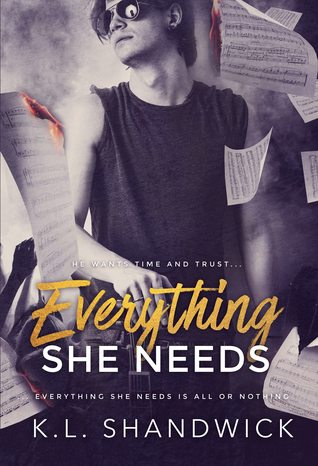 Everything She Needs (The Everything Trilogy #2)