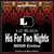 His for Two Nights - BDSM Erotica by Liz  Black