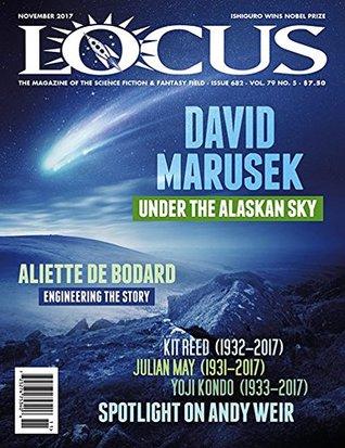 Locus Magazine, Issue #682, November 2017