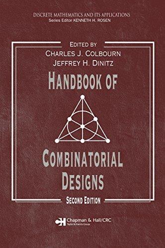 Handbook of Combinatorial Designs, Second Edition