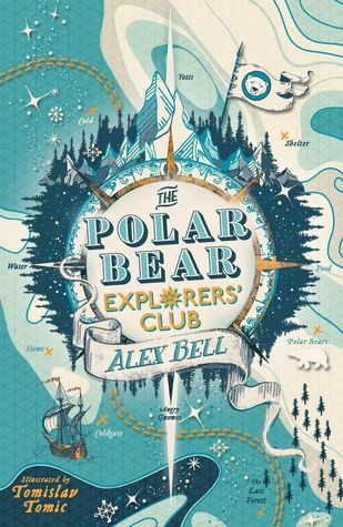 Polar Bear Explorers Club Cover