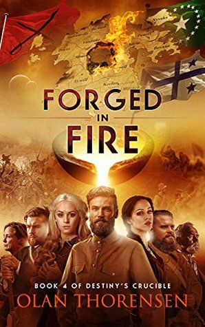 Forged in fire destinys crucible 4 by olan thorensen 36531093 fandeluxe Images