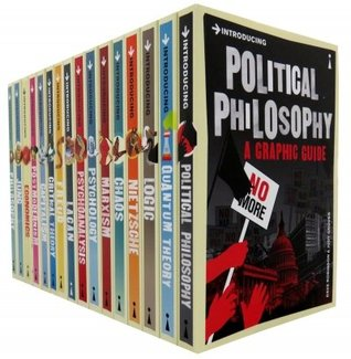 A Graphic Guide Introducing 15 Books Collection Set (Economics, Introducing Lacan, Introducing Political Philosophy, Introducing Jung, Introducing Freud, Psychology, Post Modernism, Logic, etc)