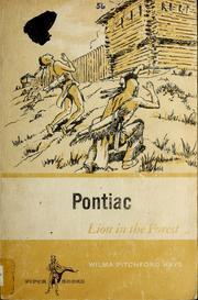 Pontiac Lion of the Forest
