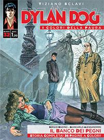 Dylan dog - I colori della paura n. 32: Il banco dei pegni
