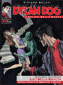 Dylan Dog - I colori della paura n. 48: Luci della ribalta
