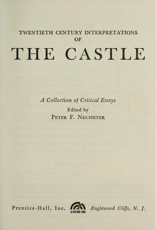 Twentieth Century Interpretations of