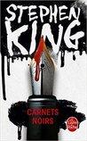 Carnets noirs (Bill Hodges Trilogy, #2)