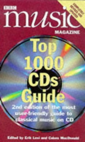BBC Music Magazine: Top 1000 CDs Guide