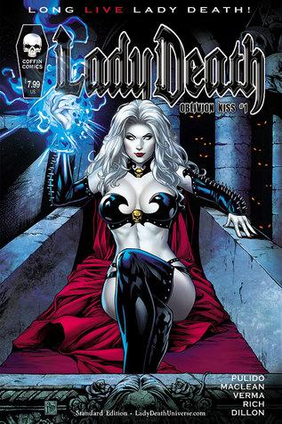 Lady Death: Oblivion Kiss # 1