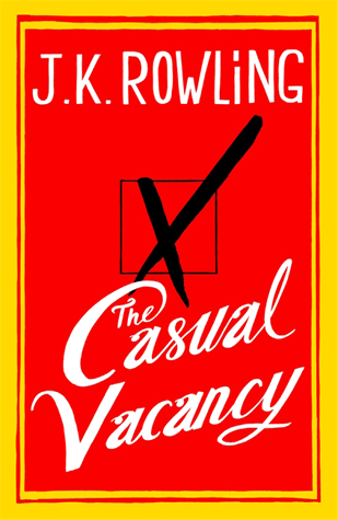 Image result for the casual vacancy jk rowling