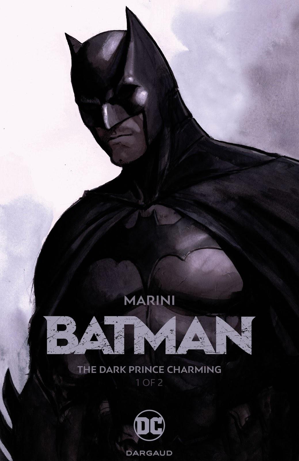 Batman: The Dark Prince Charming Book One