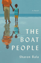 Image result for The Boat People by Sharon Bala
