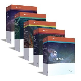 New Lifepac Grade 10 AOP 4-Subject Box Set (Math, Language, Science & History / Geography, Alpha Omega, 10TH GRADE, HomeSchooling CURRICULUM, New Life Pac [Paperback]