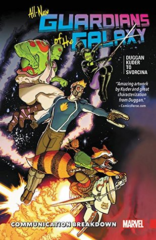 All-New Guardians of the Galaxy, Vol. 1: Communication Breakdown