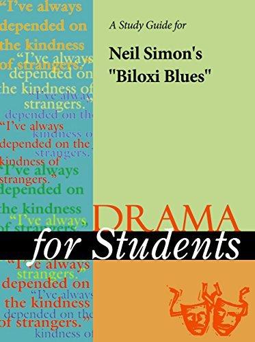 "A Study Guide for Neil Simon's ""Biloxi Blues"""