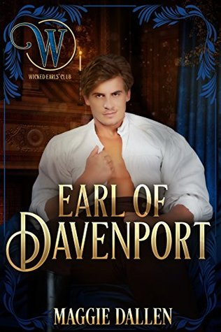 Earl of Davenport (Wicked Earls' Club, #7)