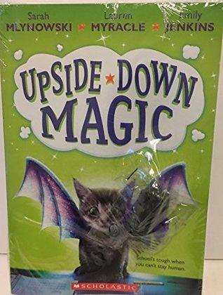 UPSIDE DOWN MAGIC 2-BOOK SET: UPSIDE DOWN MAGIC & STICKS & STONES