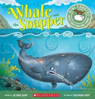 Image result for the whale and the snapper book