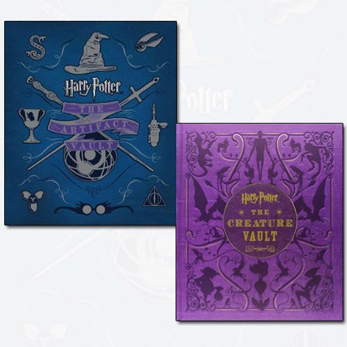 Jody Revenson Harry Potter 2 Books Bundle Collection