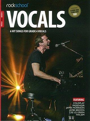 Rockschool: Vocals Grade 4 - Male (Book/Audio Download) 2014-2017 Syllabus