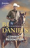 Cowboy's Redemption (The Montana Cahills, #4)