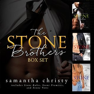 The Stone Brothers #1-3
