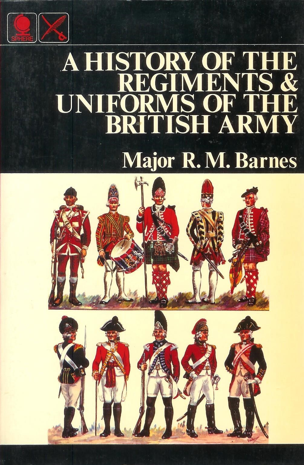 A History of The Regiments and Uniforms of The British Army