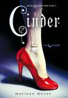 Cinder (Saga Księżycowa #1)  -  Nowe wydanie. by Marissa Meyer