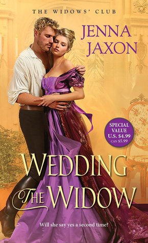 Wedding the Widow (The Widows' Club, #2)